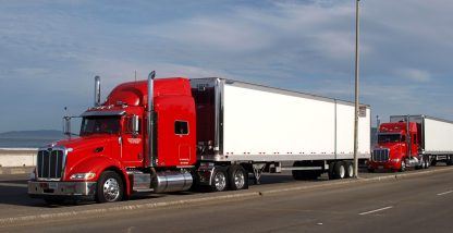 Competing with Large Carriers — How Small Fleets Can Win