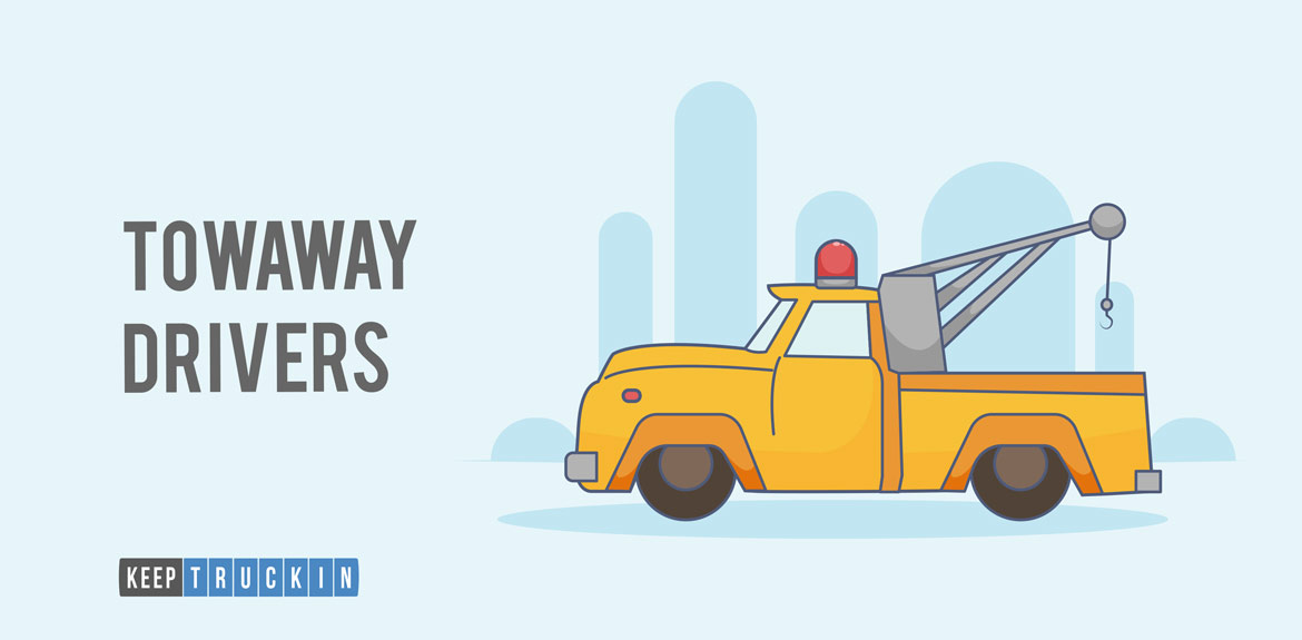 Towaway Drivers are exempt from the ELD rule
