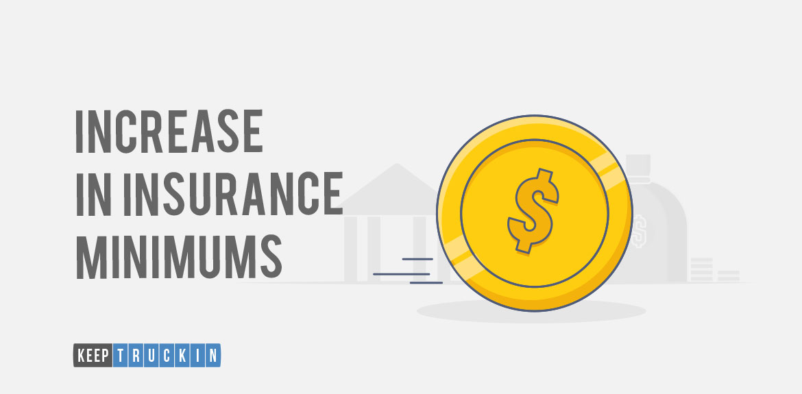 Increase In Insurance Minimum
