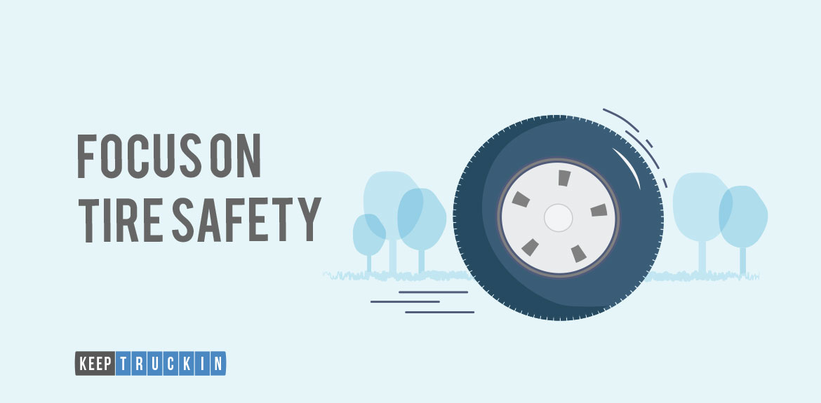 Roadcheck 2016: Focus on Tire Safety