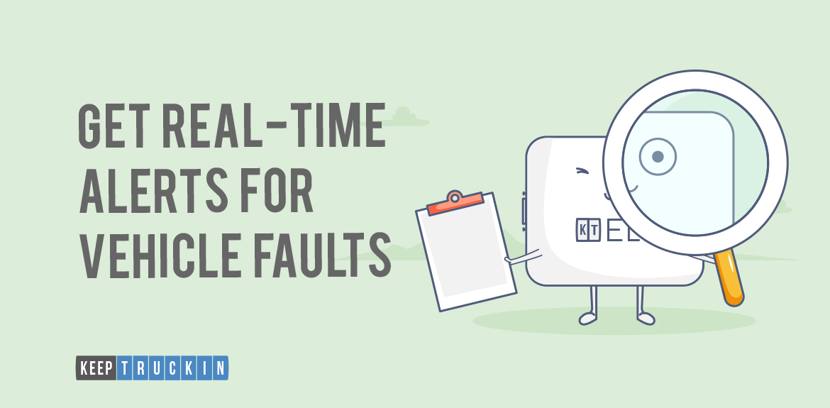Get Real-Time Alerts for Vehicle Faults