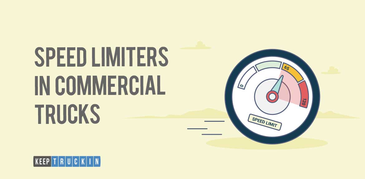 Speed Limiters in Commercial Trucks