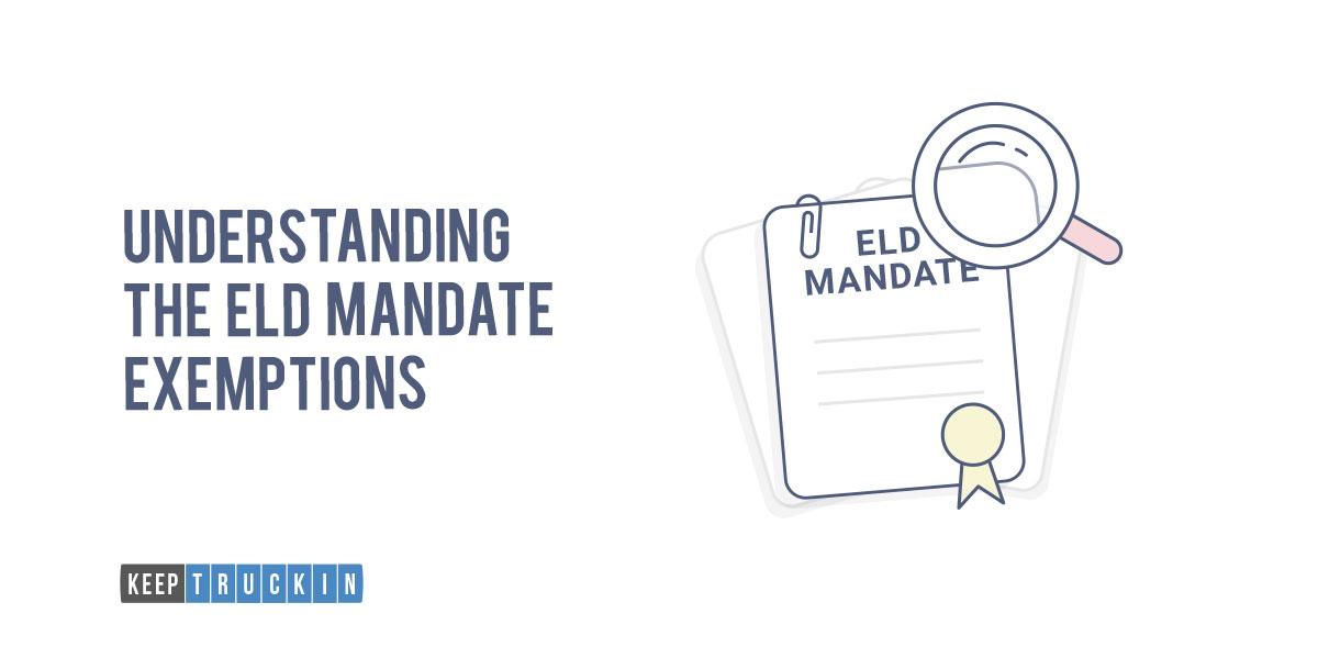 Understanding the ELD mandate exemptions
