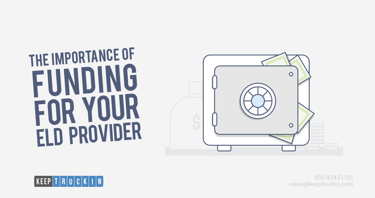 The Importance of Funding for Your ELD Provider