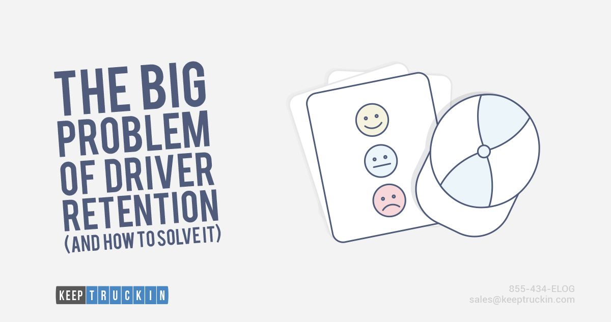 The Big Problem of Driver Retention (And How to Solve It)