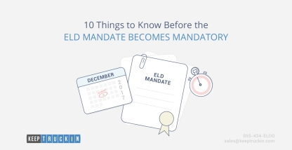 10 Things to Know Before the ELD Mandate Becomes Mandatory