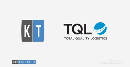 KeepTruckin and TQL Partner to Offer Discounted ELDs
