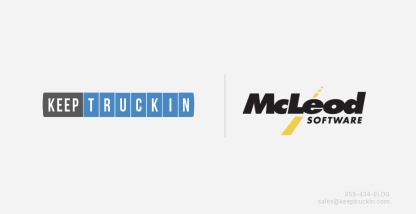 KeepTruckin Integrates with McLeod Software for Streamlined Fleet Management