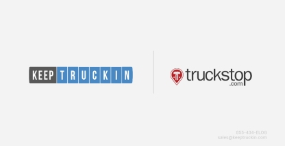 Truckstop Includes KeepTruckin in Their ELD Marketplace Program