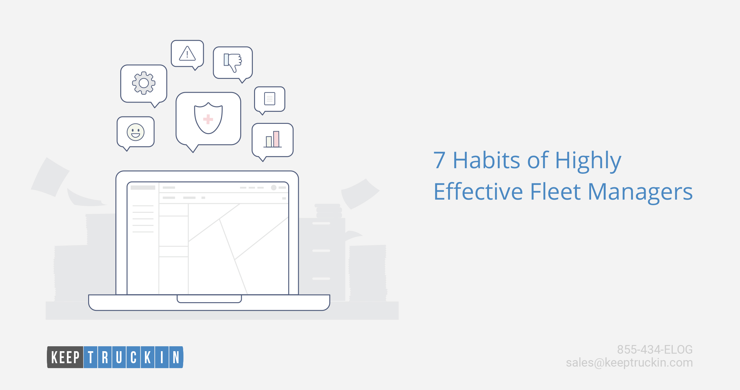 7 Habits of Highly Effective Fleet Managers