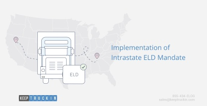Implementation of Intrastate ELD Mandate in California Set in 2020, Oregon to Impose Rule This Year