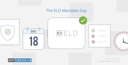 December 18, 2017: The ELD Mandate Day