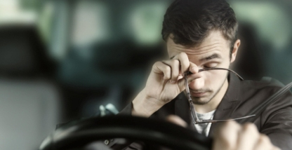 What is Drowsy Driving? How to Combat it