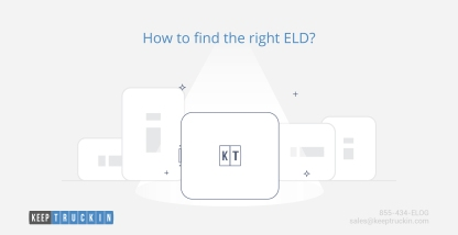 How to find the right ELD