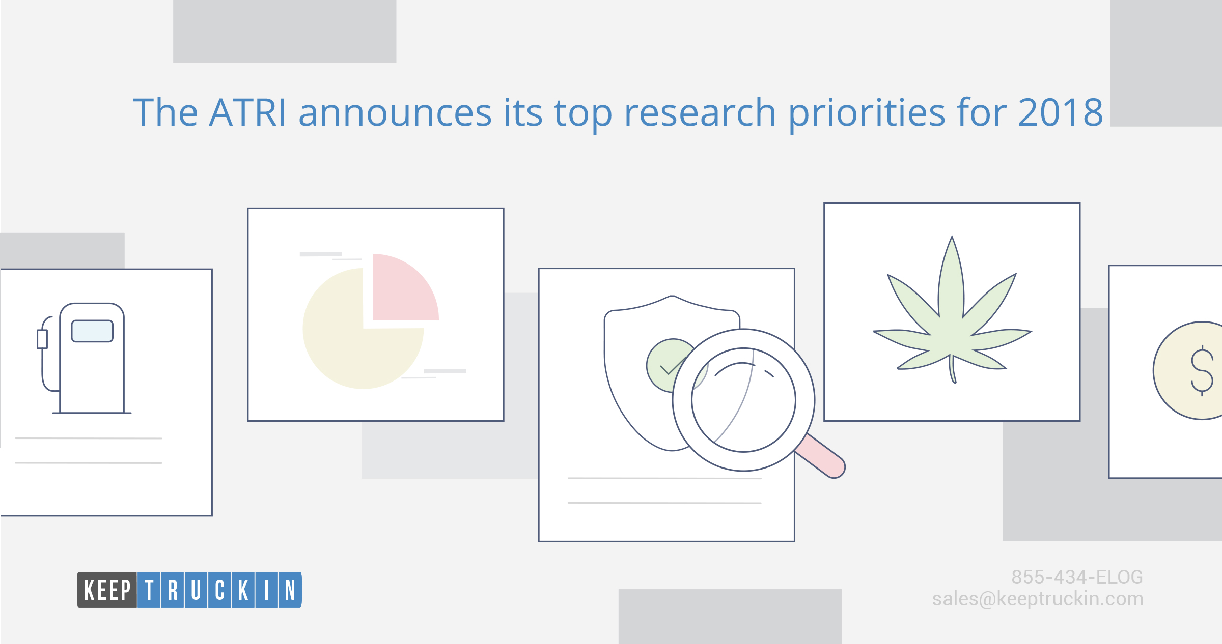 The ATRI announces its top research priorities for 2018