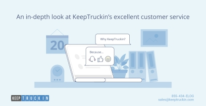An in-depth look at KeepTruckin's excellent customer service