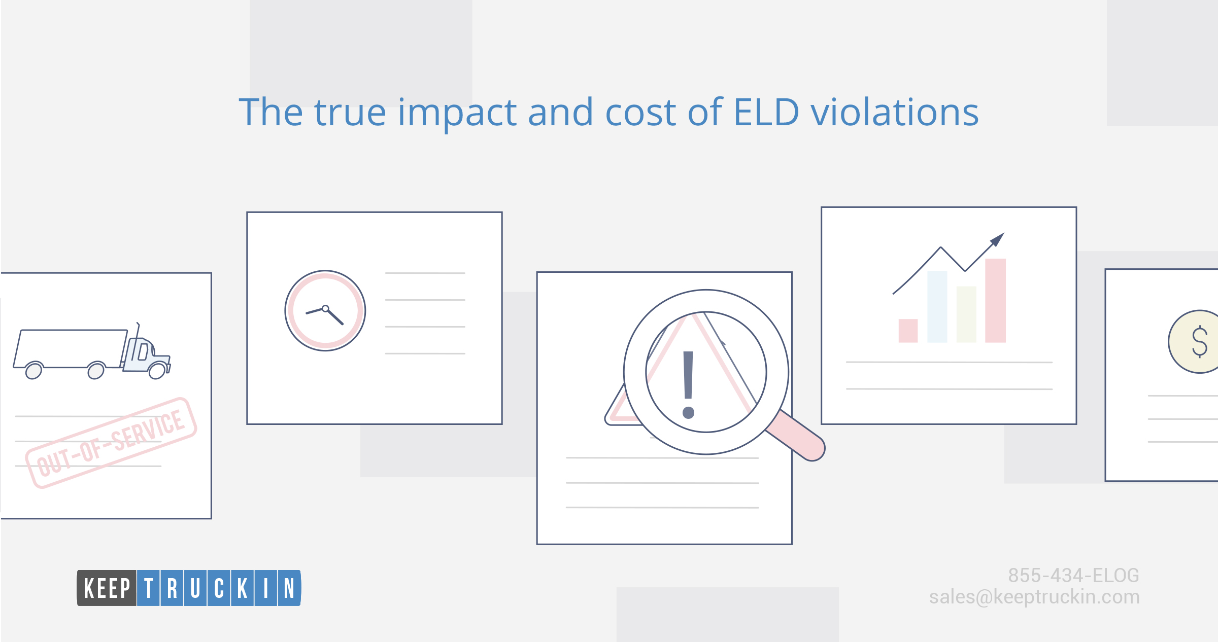 The true impact and cost of ELD violations