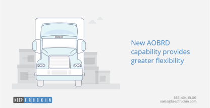 New AOBRD capability provides greater flexibility
