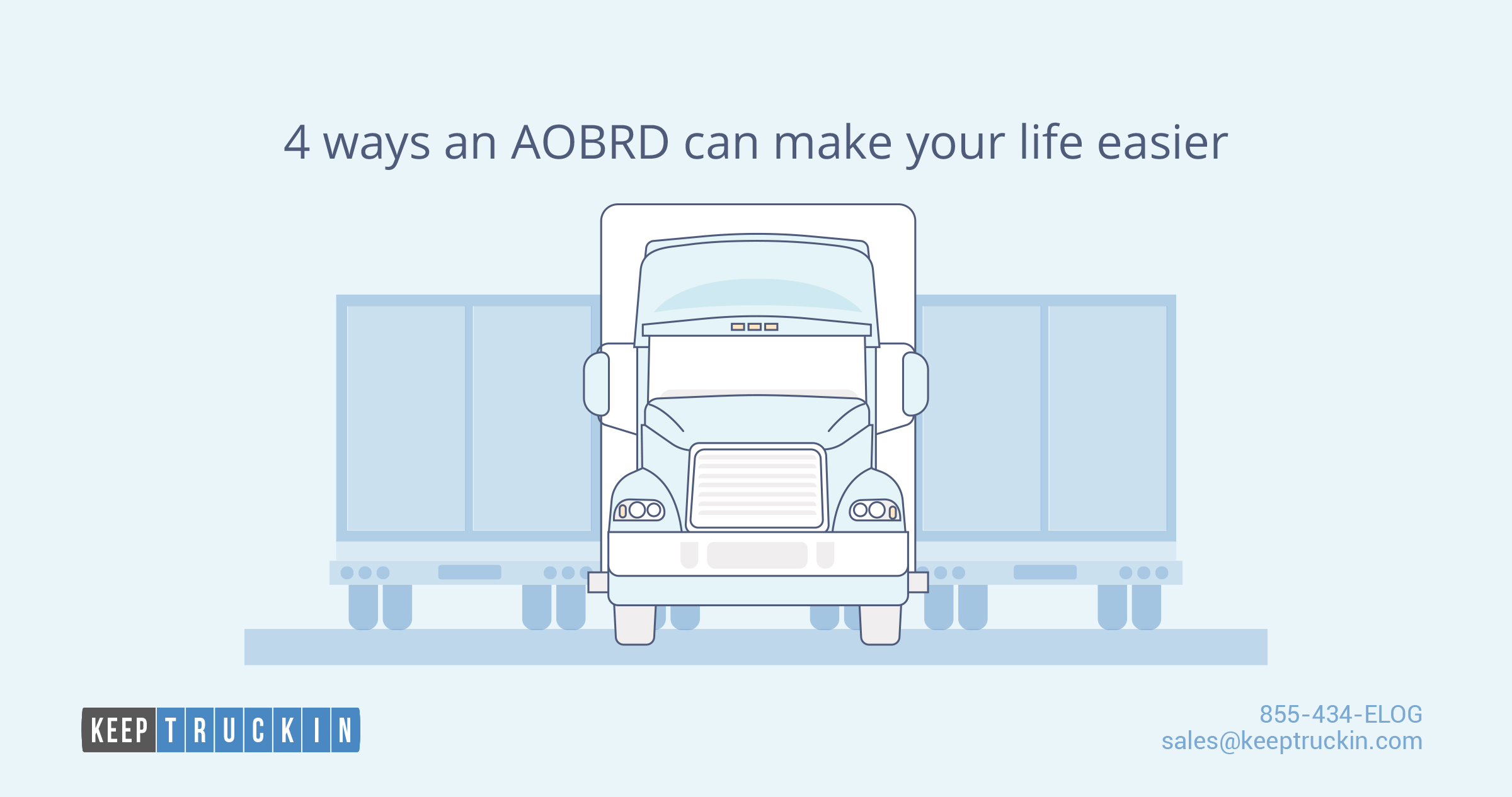 4 ways an AOBRD can make your life easier