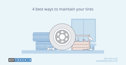 4 best ways to maintain your tires