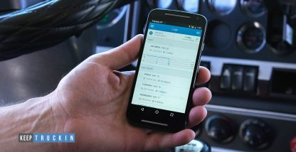 4 reasons your drivers use the KeepTruckin App (even if you don't have our fleet management technology)