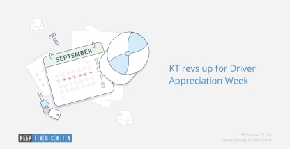KT Revs Up for Driver Appreciation Week