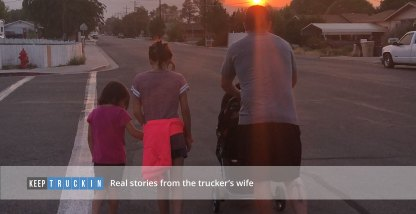 5 Real Life Tips for Trucker Wives: What to Expect When Your Spouse is Away