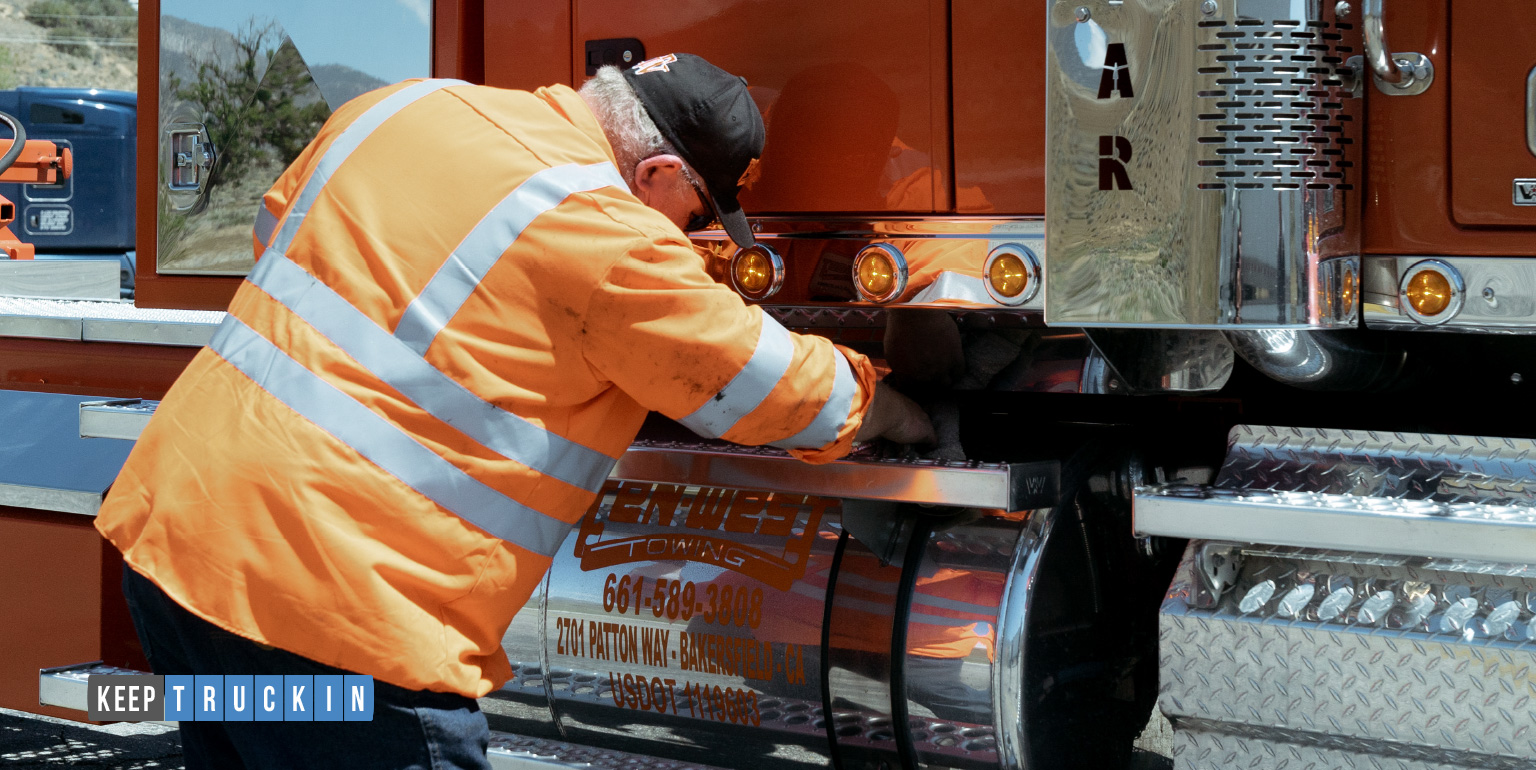 6 tips on how to pass your next roadside inspection