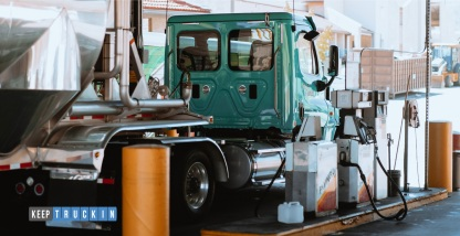 As an owner-operator, these are the best 4 ways I save on fuel costs