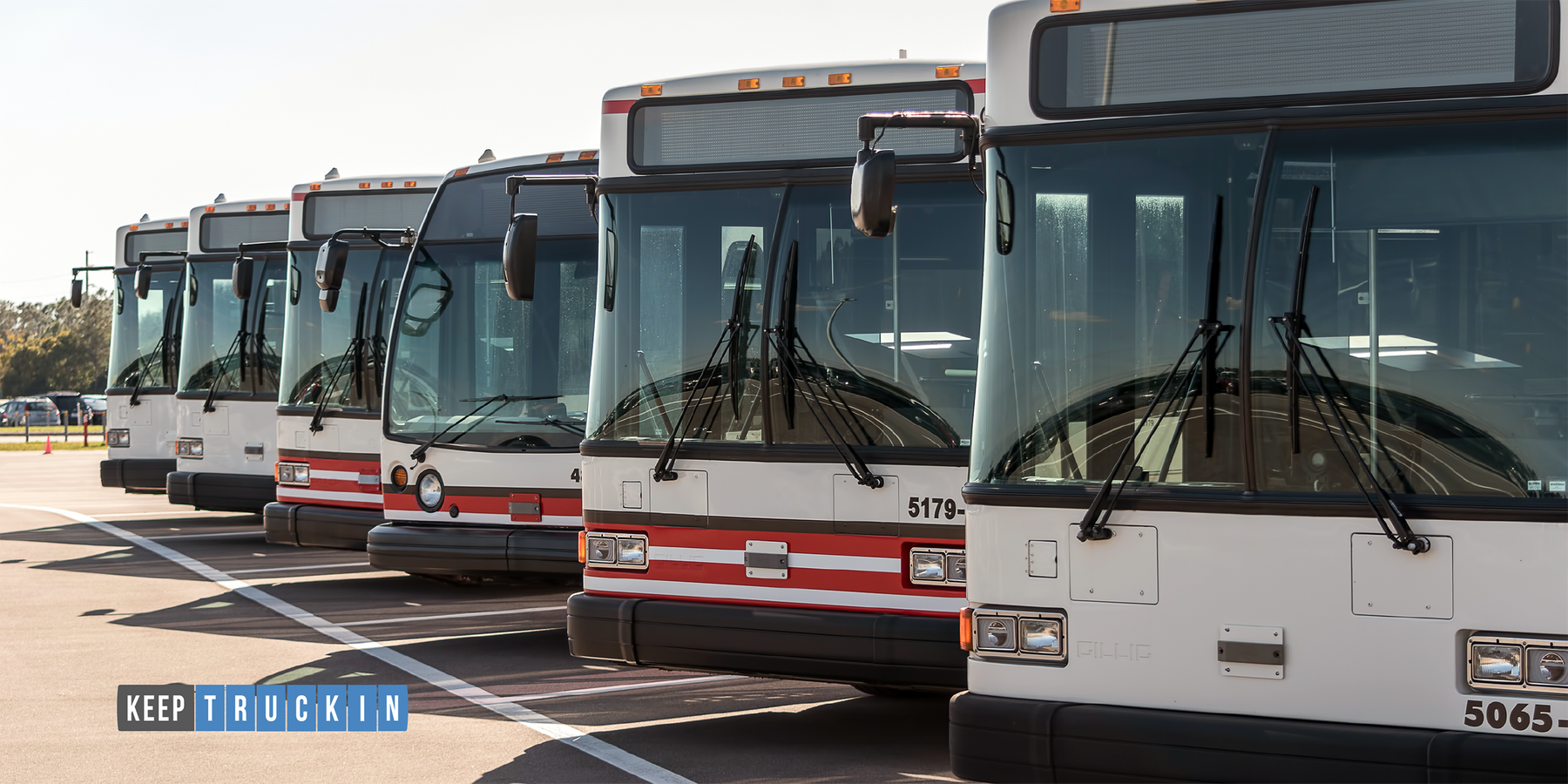 How motorcoach companies can improve safety with a fleet management solution