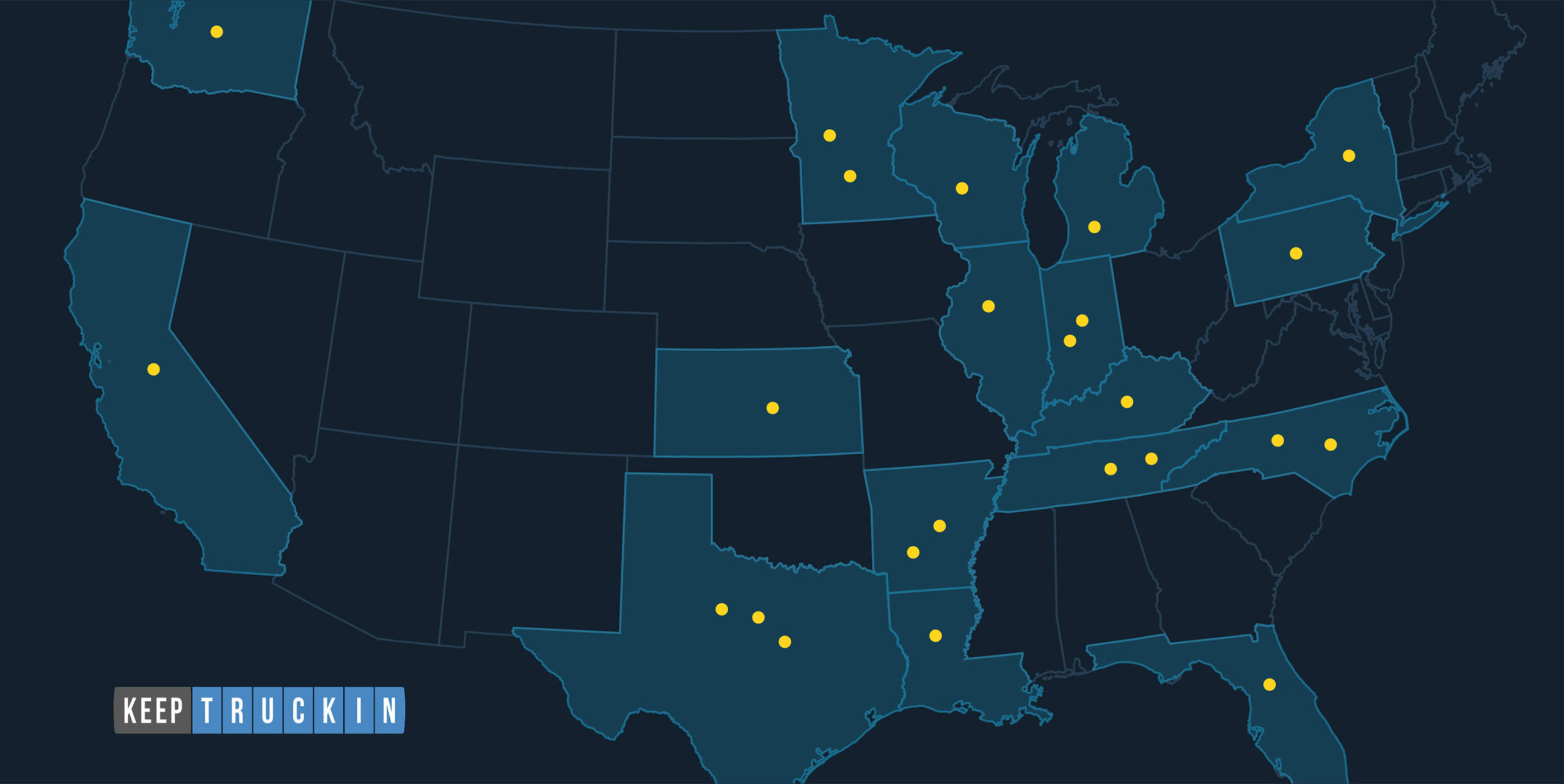 24 U.S. cities with the worst average detention time