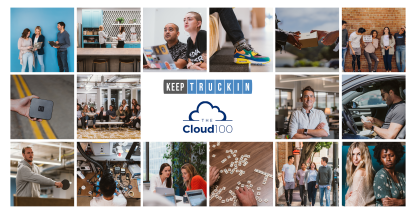 KeepTruckin named on the list of Forbes 2019 Cloud 100