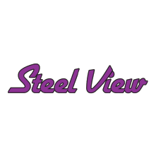 Steel View - Logo