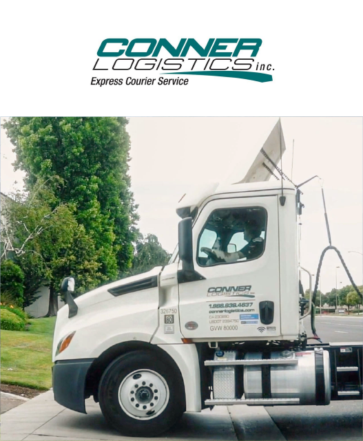 Conner Logistics - Download banner