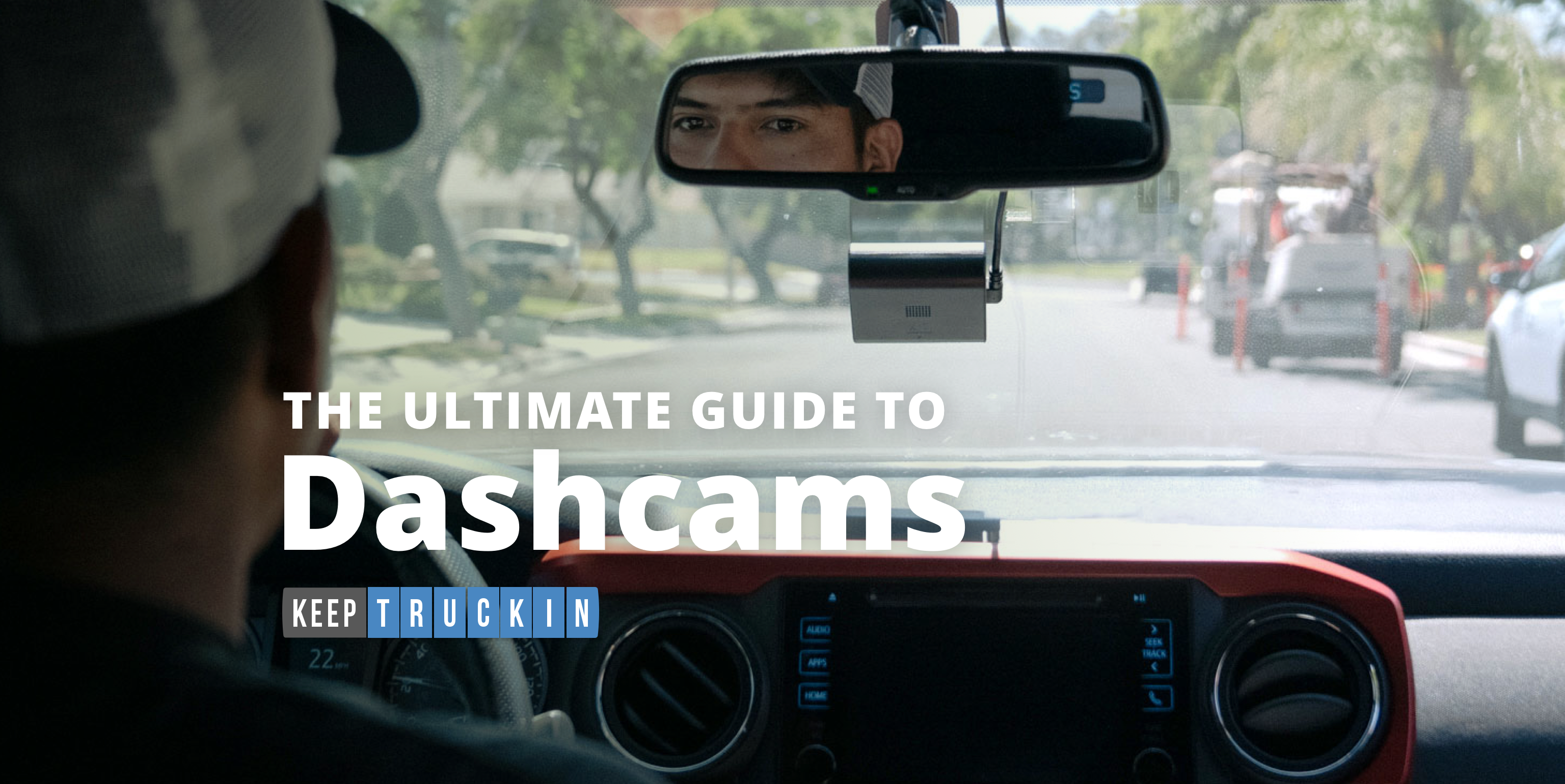 The ultimate guide to dash cams
