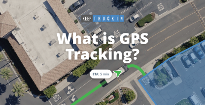 What is GPS fleet tracking?