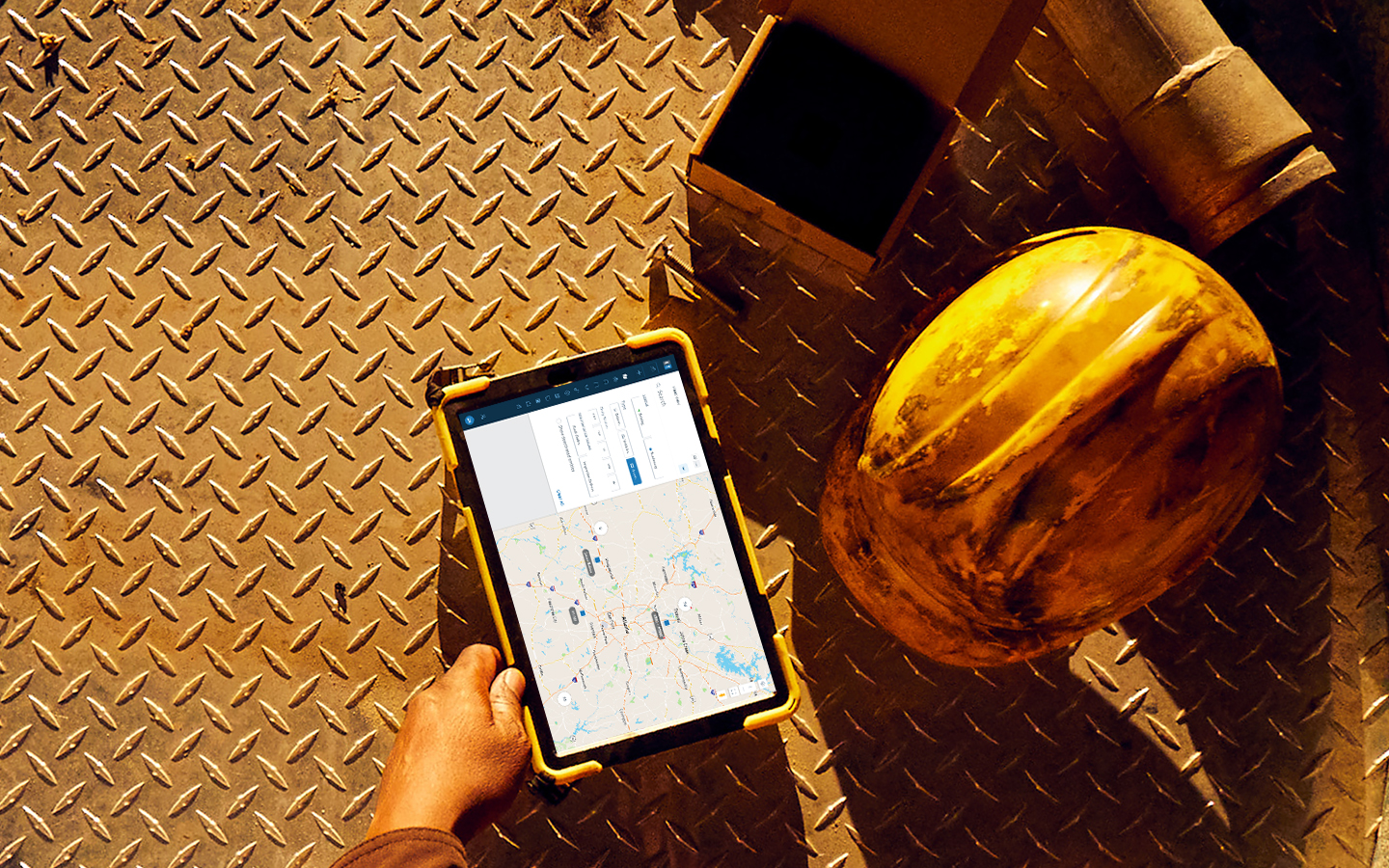 How the construction industry benefits from GPS tracking