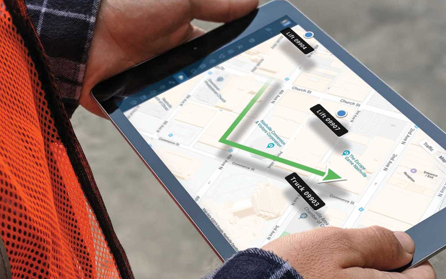 How to use a GPS fleet management system to increase profits