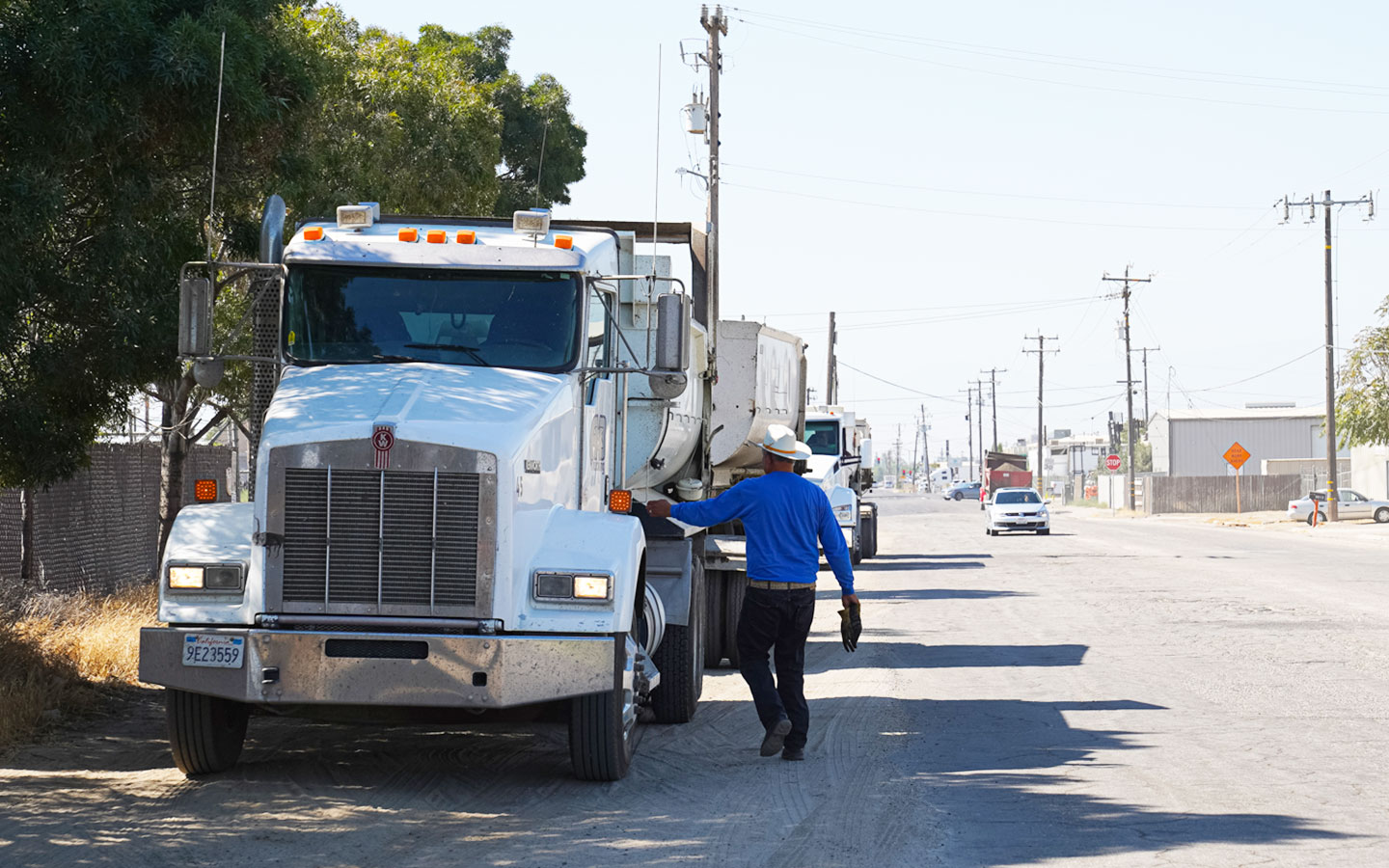 Guidelines for Personal Conveyance with a trailer