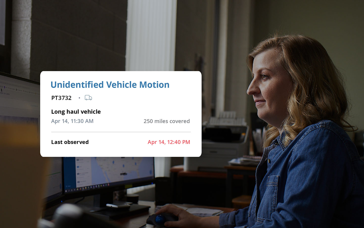 Introducing an easier way to manage unidentified driving events