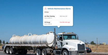 Stay on the Road with KeepTruckin Maintenance Reminders